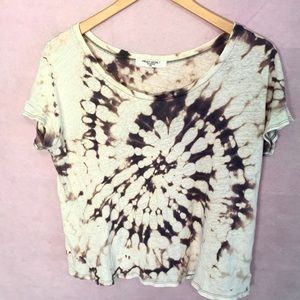 Project Social Custom Bleached T-shirt.